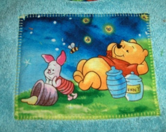 Winnie the Pooh Bibs for Baby - Reserved listing for EvieJean