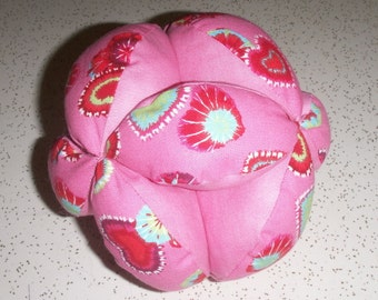 Hearts All Around - Grab Ball - Baby Exercise Toy