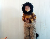 Moishe toddler costume from Where the Wild Things are
