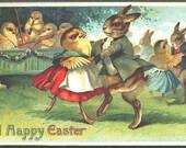 NEW PIF - Vintage Easter Digital Collage Sheet No. 2