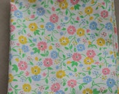 Vintage set of percale pillowcases