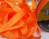 Orange Appeal Seam Binding
