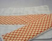 SALE - Amy Butler Designer Burp Cloths