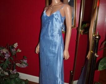 Vintage Scene Flapper Dress  Tea Party does 20s-30s  Size 7/8