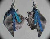 SheSells - Recycled Paper Earrings