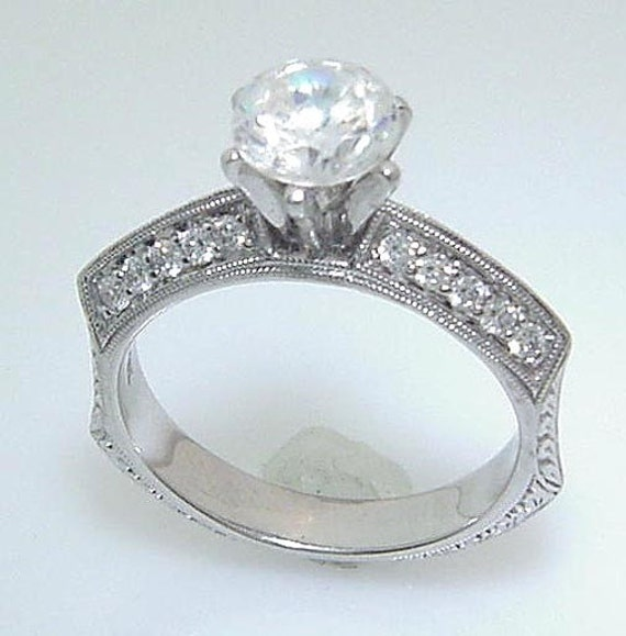 Fresh Estate Engagement Rings for Sale