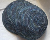 Midnight Blue Bowls- Set of TWO