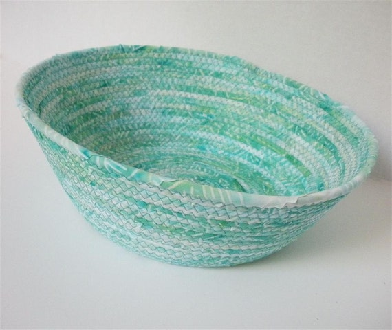 Large Gently Green Bowl