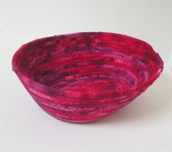 More Than Ruby Basket