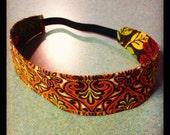 Reversible Autumn Headband