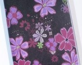 Plum Blossoms and Stripes 2009 Weekly Planner- Deja Views Collection
