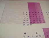 2012 poster calendar