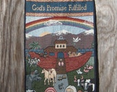 Noah's Ark Tapestry Wall Hanging
