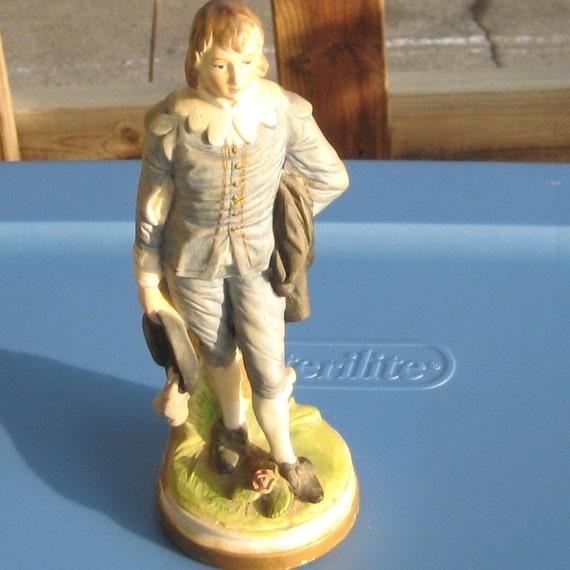 The Blue Boy Figurine  ARDCO Dallas Made in Japan SALE