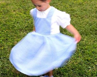 Dorothy Wizard of Oz Dress size 2-6
