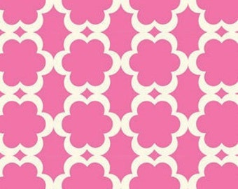 1 yard - Dena Designs - Taza - Tarika in Fuchsia