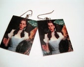 Dorothy Wizard of Oz Earrings Photo Jewelry