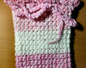 Pinky Treasure Bag
