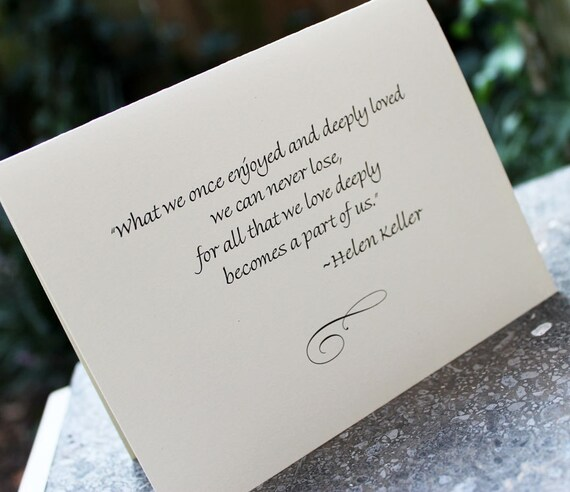 15 Personalized Gratitude Notecards for Sympathy or Funeral, Family Stationery