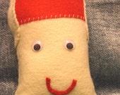 Gorble the Elf plush doll