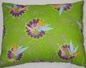 """Tinkerbell Travel Pillow\/Toddler Pillow- Super Cute 10""""x16"""""""