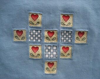Heart Tshirt - Large
