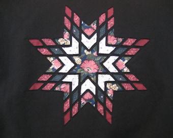 Lone Star Sweatshirt - Black - Medium