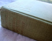 vintage THE WINNING OF BARBARA WORTH hardcover book, dated 1911