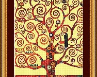 Klimt Tree of Life