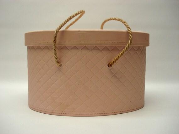 Ballet pink storage box