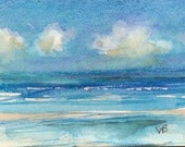 Blue Morning original painting