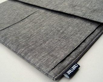 "9-10"" Tablets Sleeve. Handmade Case for iPad Air/iPad/Kindle/Surface/Transformer & more"