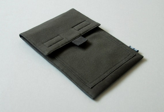 Digital Reader Cover, Kindle Case, for Kindle, Nook, Kobo and others. Cotton/Padded.