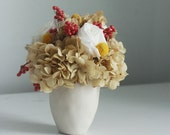 Rosie- dried flower arrangement