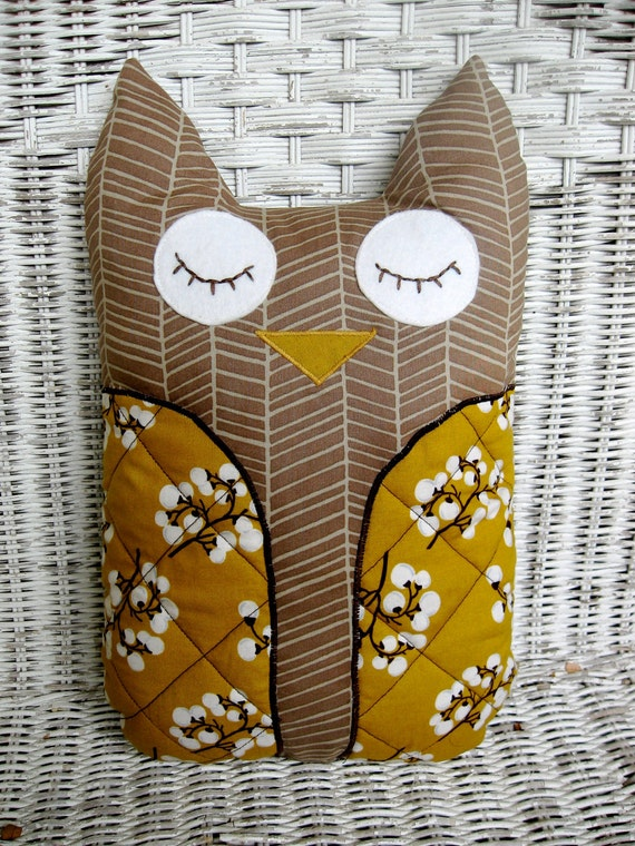 Quilted Owl