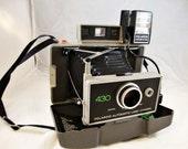 SALE - Polaroid Automatic Land Camera 430