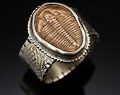 Trilobite Ring