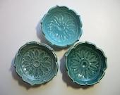 Various Starburst  Lotus Bowls