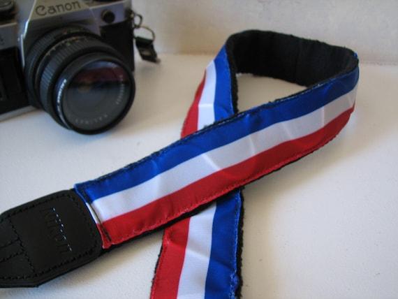 Camera Strap, WILLIE NELSON (Extended Length) OOAK