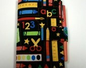 2013 Pocket Calendar with Removable Quilted Cover