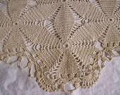 BIG SALE   Vintage lace doily