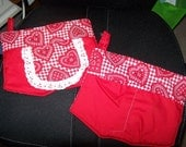 His and Her PotHolders