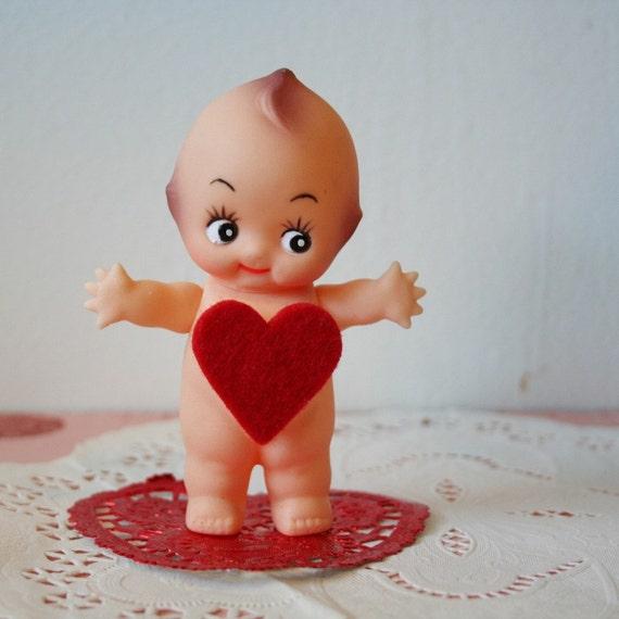 Vintage Cupid Doll