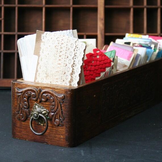 Vintage Sewing Drawer