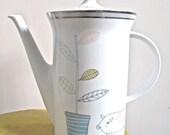 Tea or coffee pot - pig