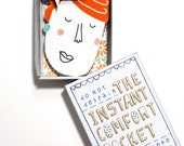 The Instant Comfort Pocket Box - Ginger in yellow