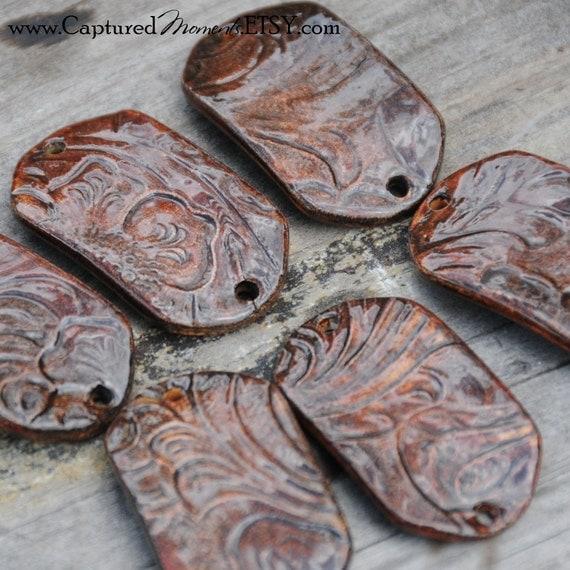 Rosewood Bracelet Bead, The Carmine Bead
