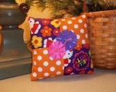 "American Girl Doll Pillow--""Hello Kitty"""
