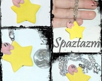 Kirby warp star rider necklace In Stock