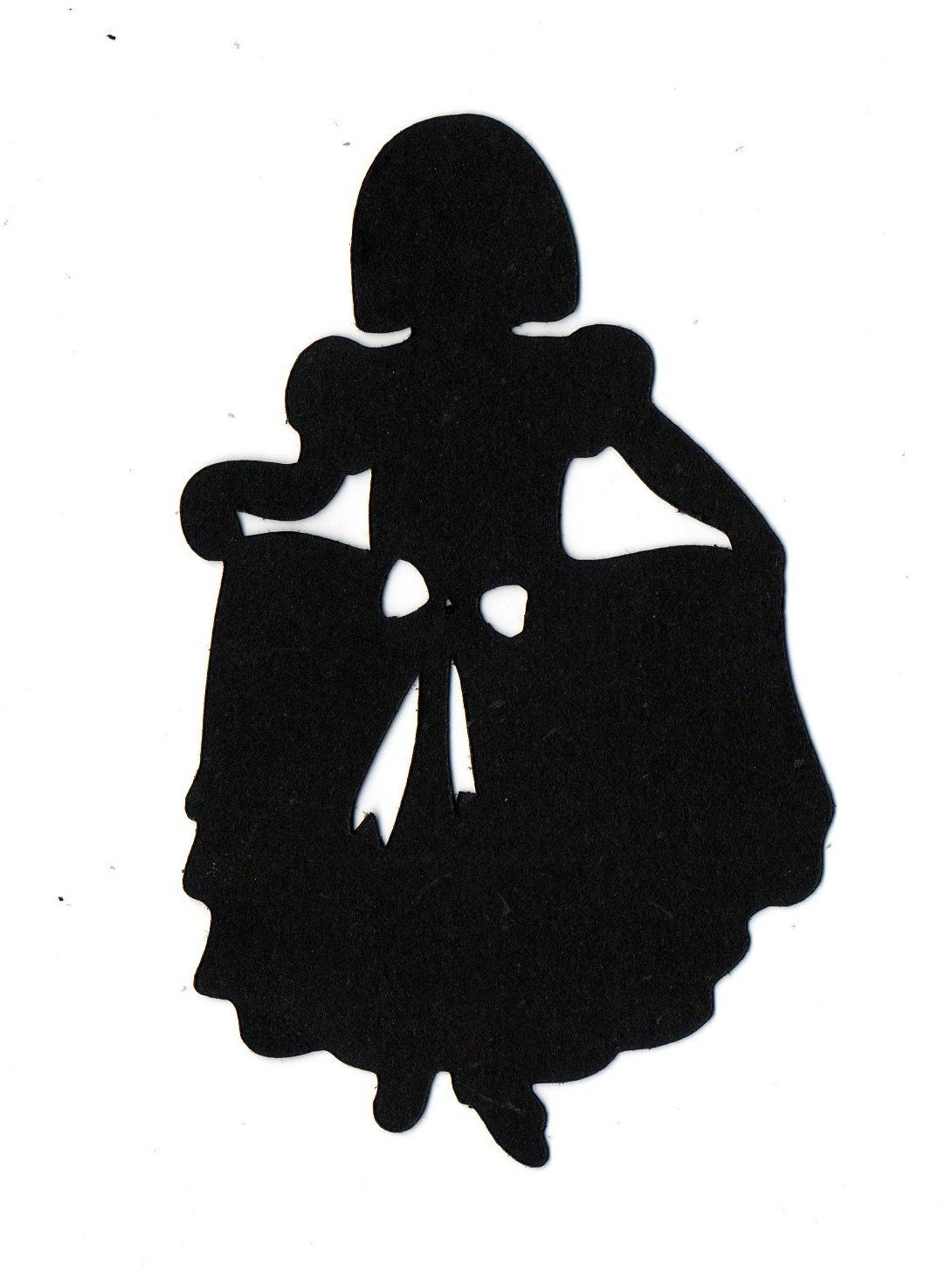 Gallery For > Flower Girl Ring Bearer Silhouette Clipart